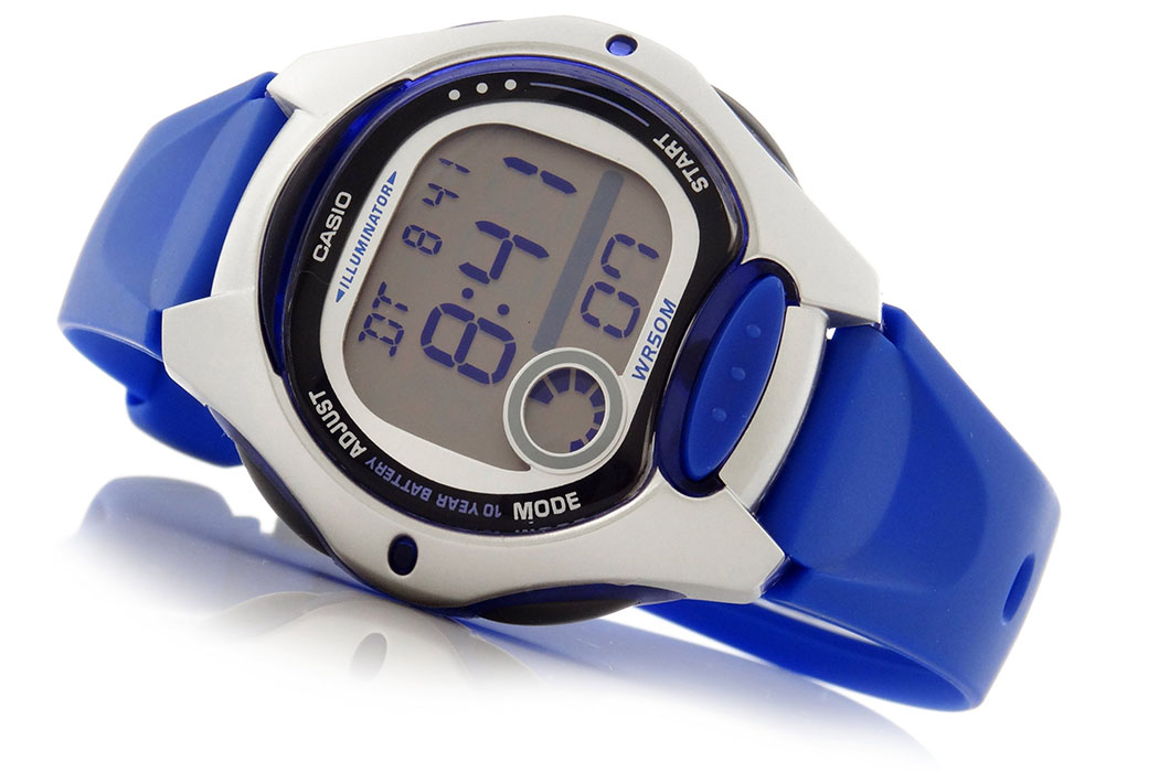 Часы Casio Collection LW-200-2A